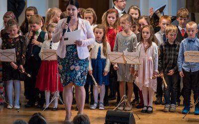 Slavnostní Jarní koncert ke Dni matek 16. května 2019