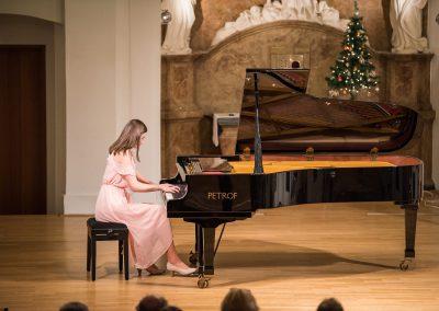 Slavnostní Adventní koncert 3. prosince 2019